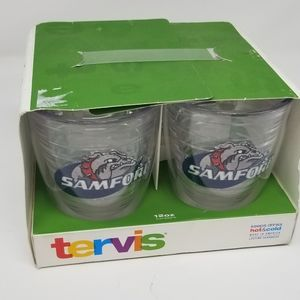 Other - Samford University 12 oz Tervis tumblers